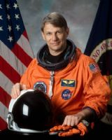 NASA Astronaut Piers Sellers Official Portrait